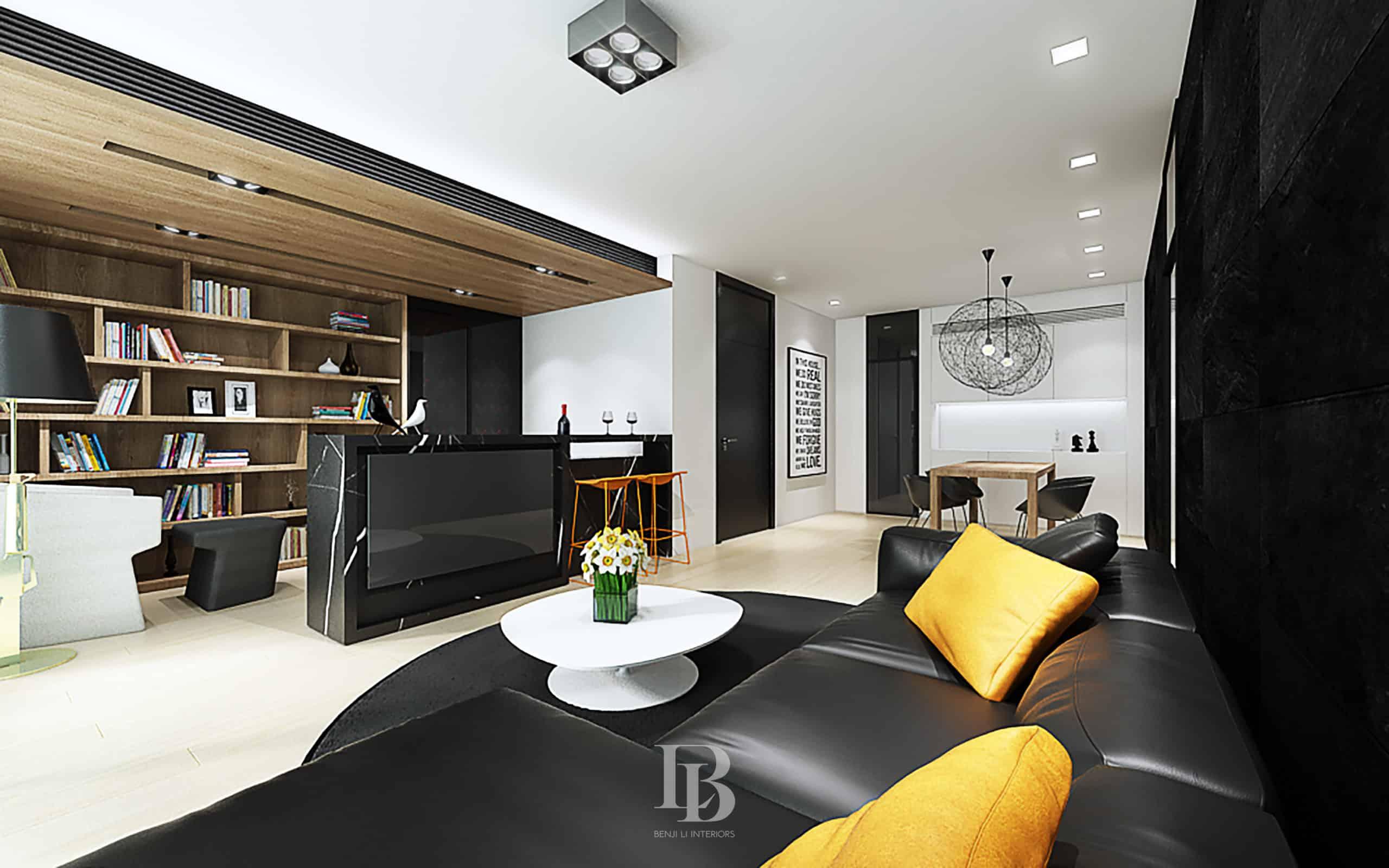 Benji Li 82 Robinson Road Beauty Court LivingDining 00